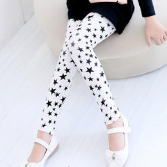 Star Spring Autumn Children Leggings | Cool Kids Leggings - Online Store