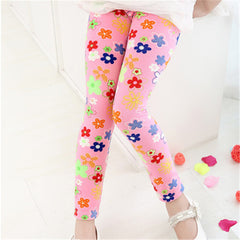 Colourful Spring Autumn Children Leggings | Cool Kids Leggings - Online Store