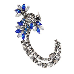 Thick Crystal Ear Cuff