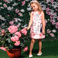 Princess Dress for Girls | The Cat & Girl Italian Design