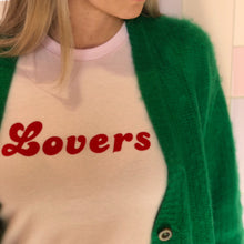 Lovers Soft Pink Tee - Adults