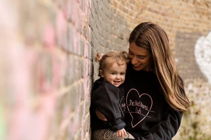 THE KIND HEARTS CLUB SWEATSHIRT -  CHILDRENS