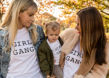 ORIGINAL GIRL GANG TEE - WOMENS