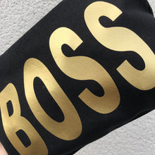 LIMITED EDITION BOSS BLACK POUCH BAG