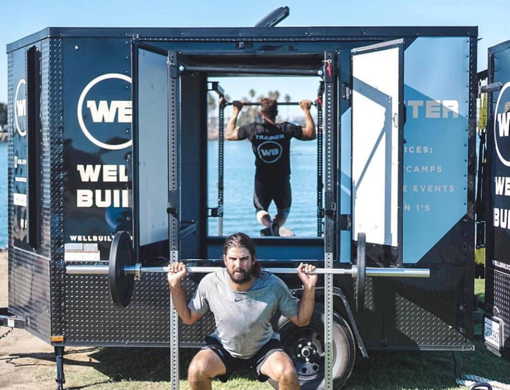 Ultimate Portable Gym Trailerfit Mobile Fitness