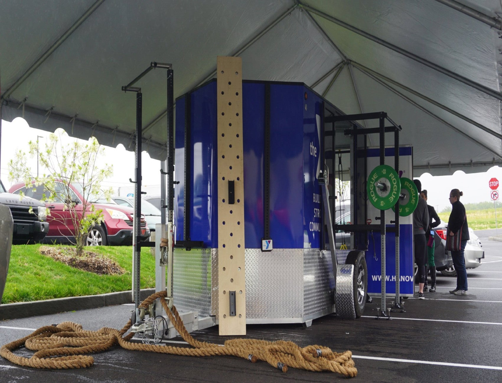 TrailerFIT Mobile Gym
