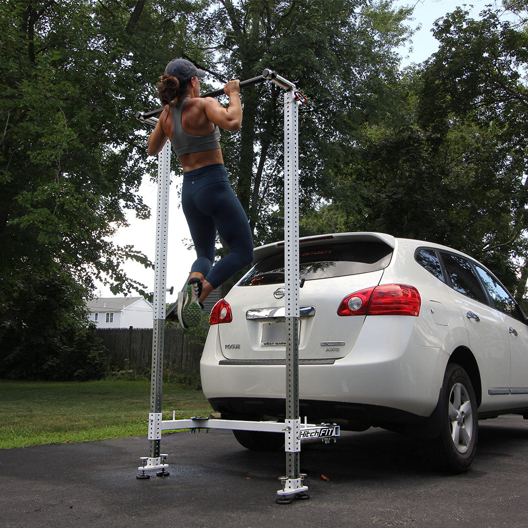 HitchFIT Portable Power Rack