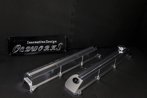 2JZ ( Non-VVTI )  Billet Valve Covers