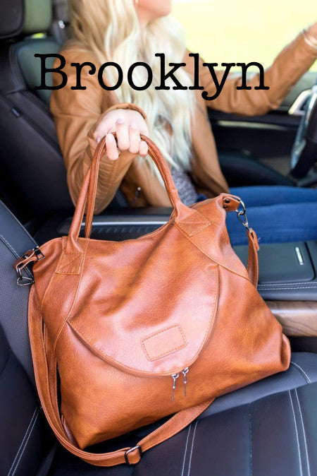 PU Leather Handbags