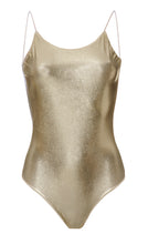 Metallic Maillot