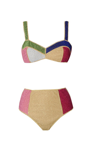 SS20 Lumière Colore High Waisted