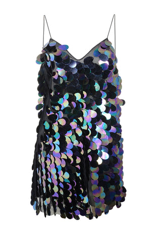 Maxi-Paillettes Dress