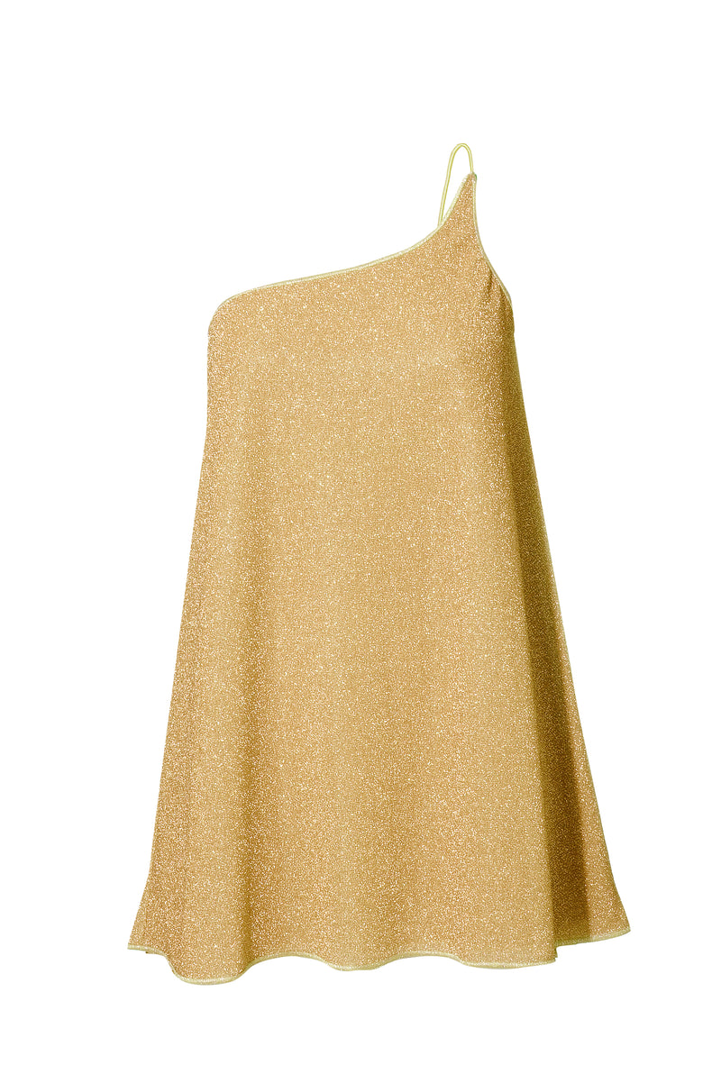 SS21 Lumière One Shoulder Dress