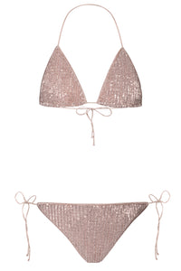 OseMini Mid-Paillettes Two-Piece