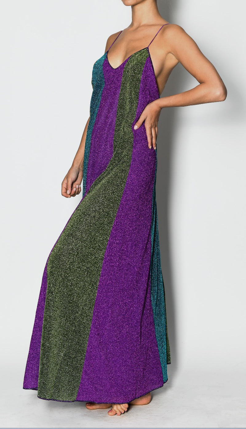 HS20 Lumière Colorè Long Dress