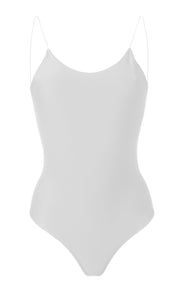 Basic One Piece Maillot