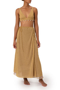SS20 Lumière Two Piece w/ pearls