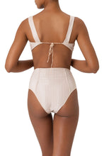 SS20 Lines Bra High Waisted