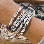 Little Words Project - Stone Bracelet