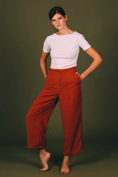 Ume Toasted Amber Trousers