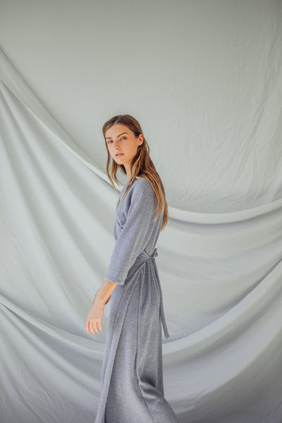 Emma Wrap Dress
