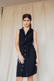 Black Fiorella Dress