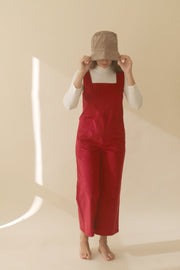 Red Asa Jumpsuit