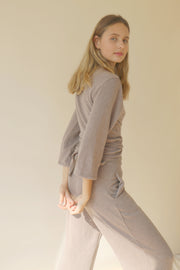Pale Brown Gabin Trousers