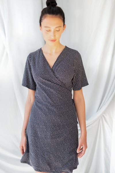Louise Wrap Dress