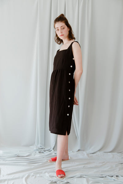 Black Lilia Dress