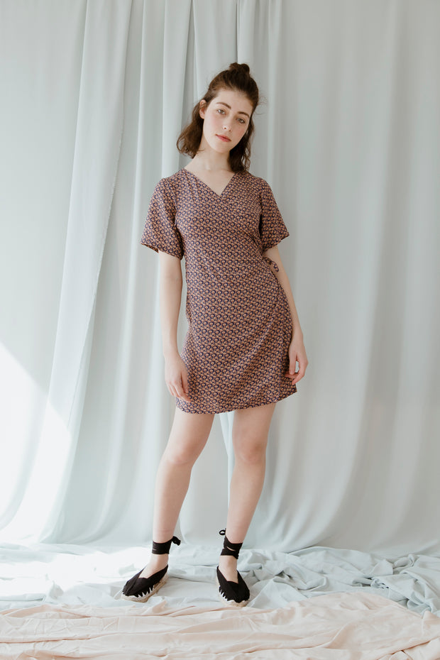 Isabel Wrap Dress