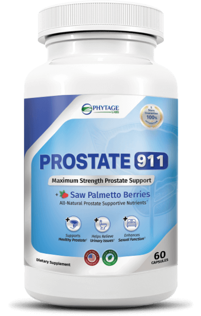 The Complete Guide To Prostate 911