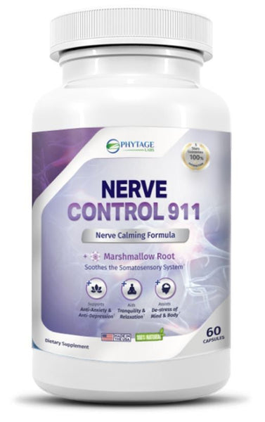 The Complete Guide to Nerve Control 911