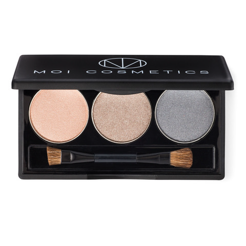 Lux Eyeshadow Trios