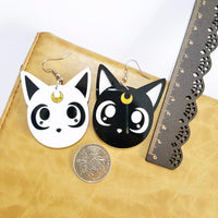 Luna Necklace And Earrings