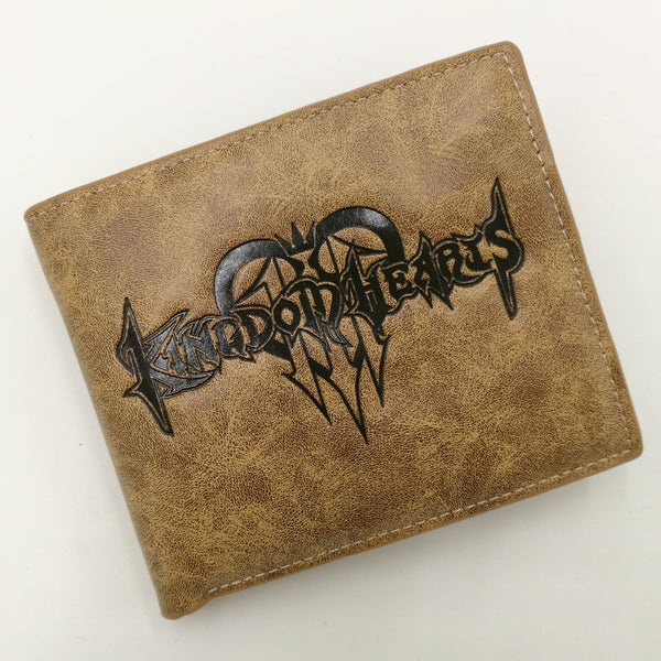 Faux Leather KH Wallet