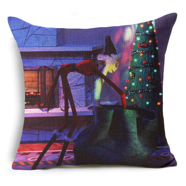 The Nightmare Before Christmas Cushion Cover