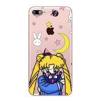 Sailor Moon iPhone (5s 7 6s plus 5) FREE + SHIPPING