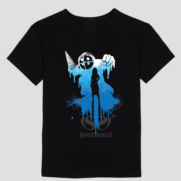 BioShock Blue T-shirt