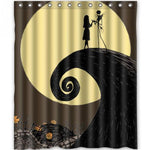 Nightmare before Christmas Shower Curtain