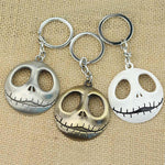 Skull Head Key Chain