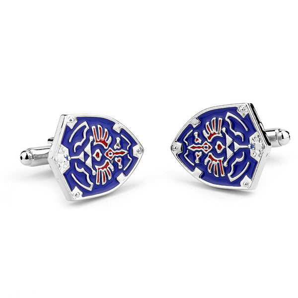 Triforce Shield Cufflinks