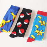 Pikachu Cotton Socks
