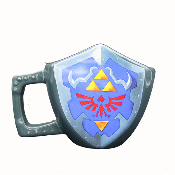 Vintage Legend of Zelda Coffee Mug