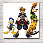 KH Silk Fabric Poster