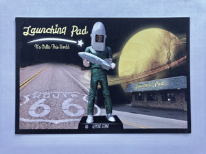 Launching Pad/Gemini Giant Postcards