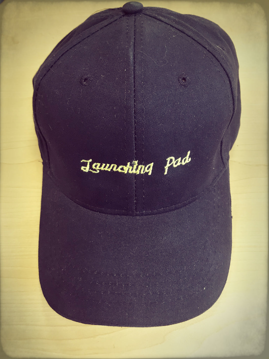 Launching Pad Embroidered Hat