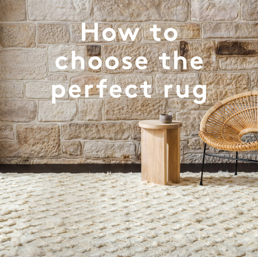How To Choose A Right Rug For Space At Home