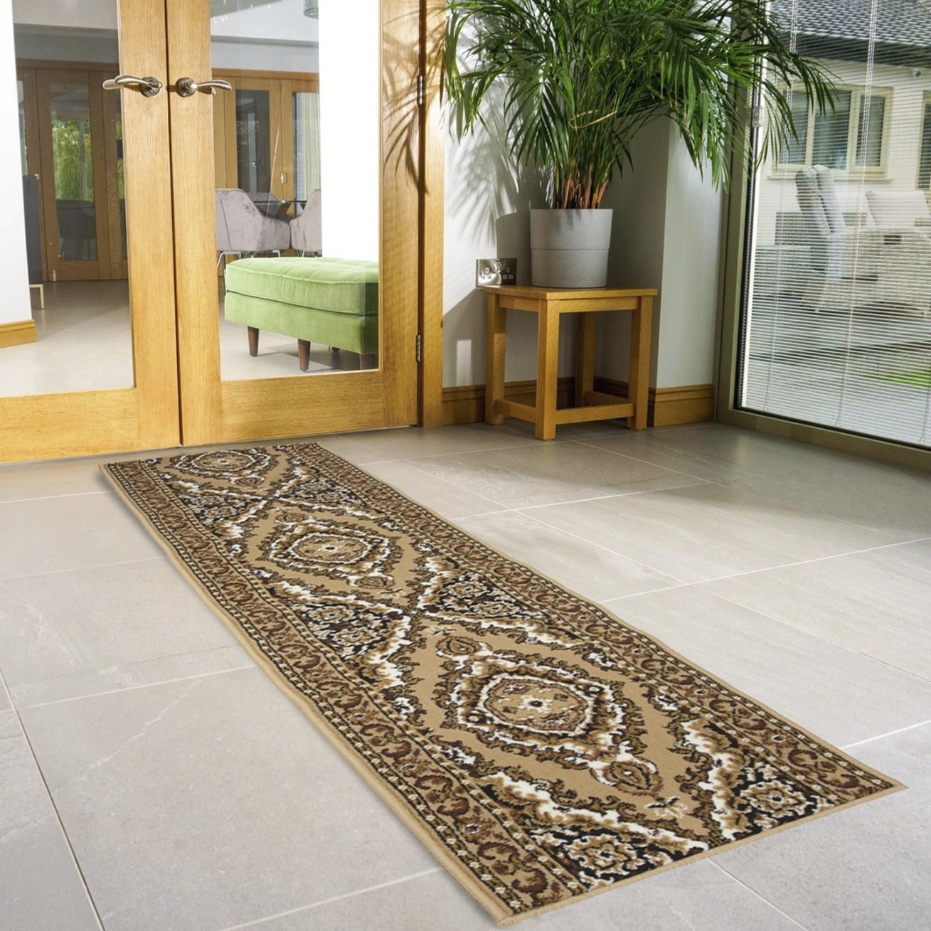 Medallion Runner | Rug Masters | Free UK Delivery