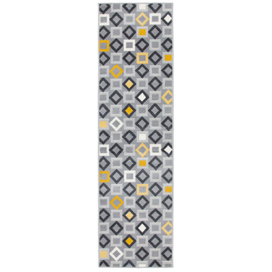 Geometric Stair Runner | Rug Masters | Free UK Delivery